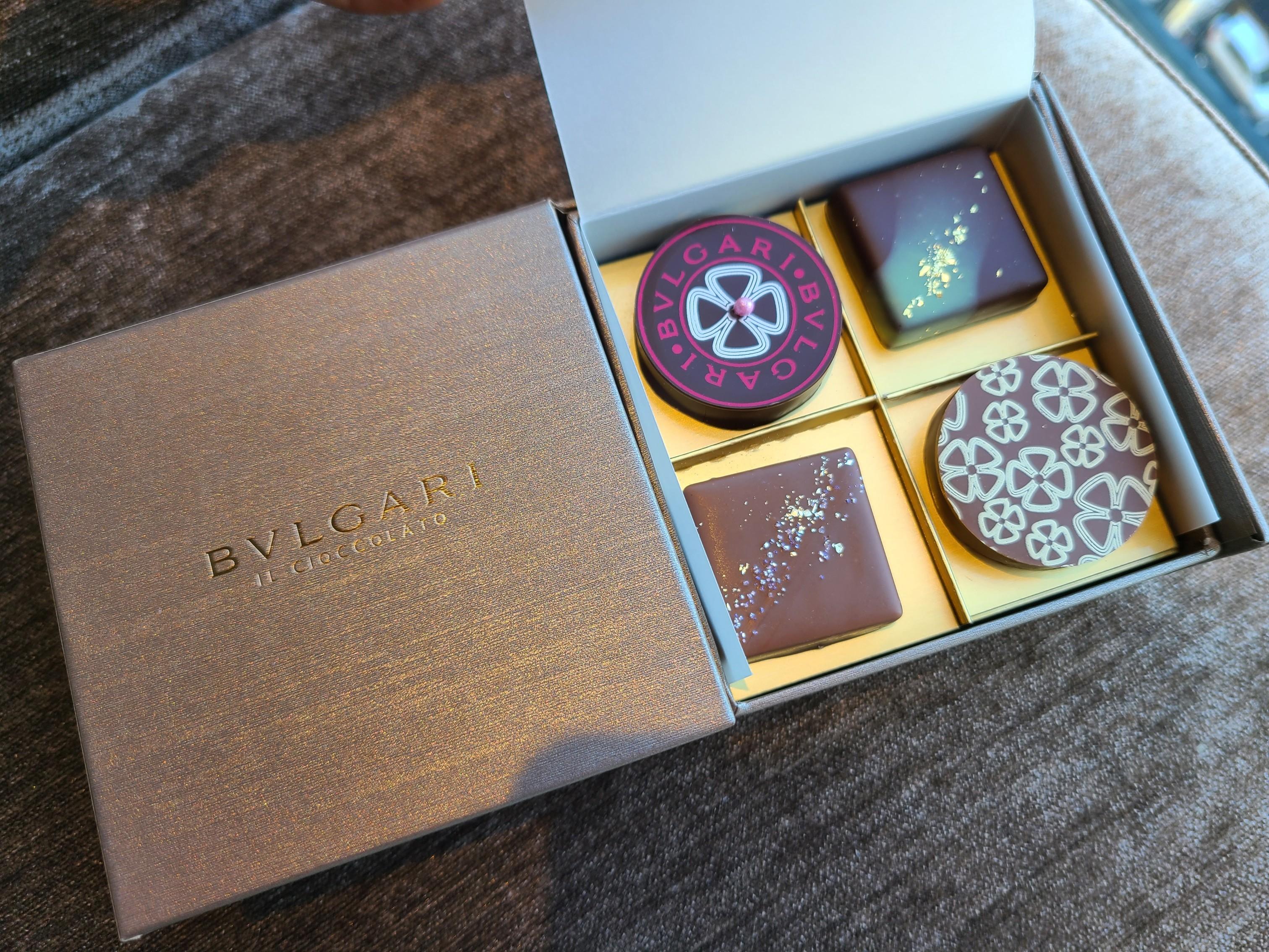 【BVLGARI】特別感溢れるジュエリーのようなチョコレート_2