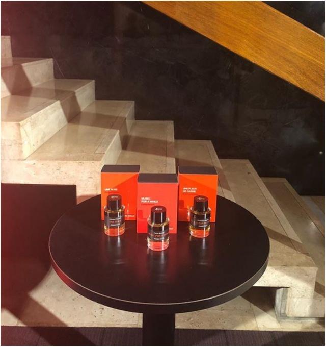 フレデリックマルの香水が日本正式ローンチ