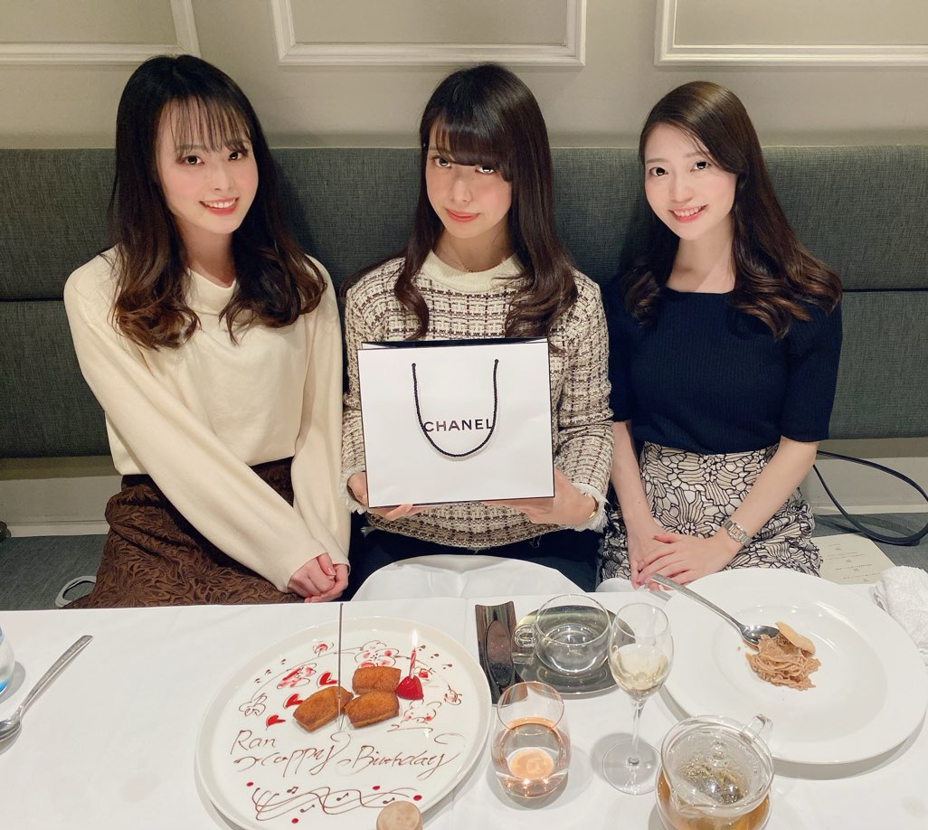 六本木のフランス料理店「L'ESSOR」で友達の誕生日会をしてきました!✴︎_8