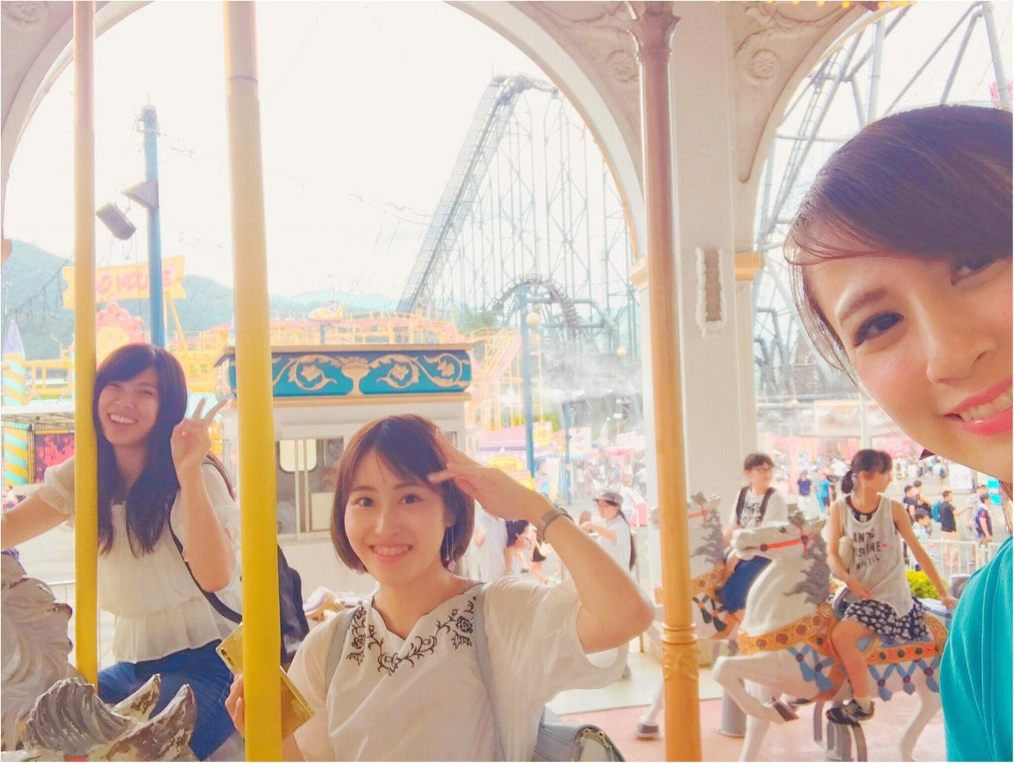 絶叫!富士急ハイランドで夏を実感_5