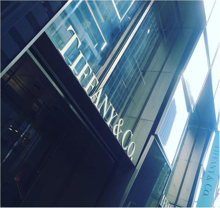 《一足お先に見てきました♡》ティファニーの全てが知れる♡11/5公開の映画『ティファニーニューヨーク五番街の秘密』見所ダイジェスト♡!_1