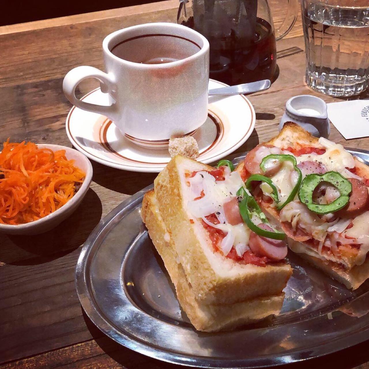 麹町の小さなカフェで食べられる♡レトロなビジュアルがオシャレでおいしいプリン!_5