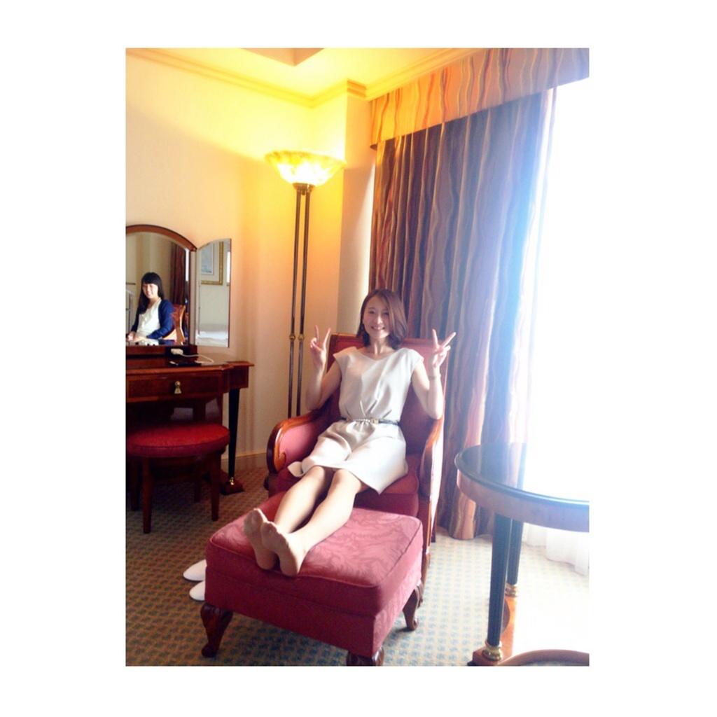 ホテル女子会*優雅に素敵な時間を楽しんじゃうなら*WESTIN HOTEL TOKYOで決まり*_6