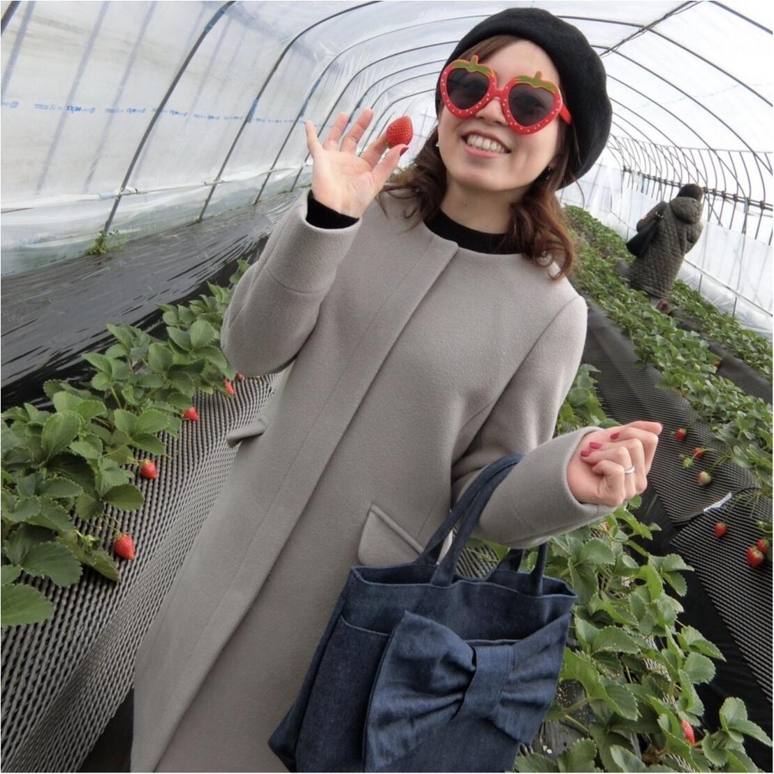 春も【ベレー帽】をかぶりたい♡ 私が選んだのは○○素材!_1