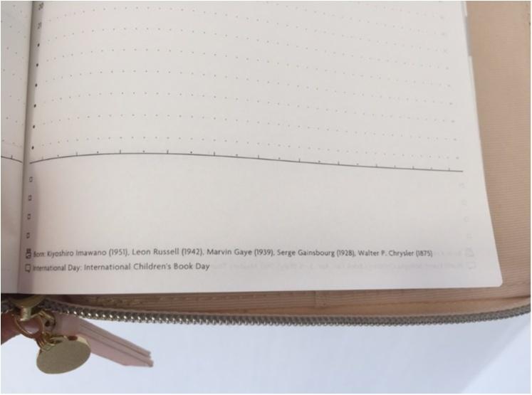 日本文具大賞受賞!!【EDit×PAUL&JOE】のコラボ手帳に新調♪♪その魅力とは...✨_11