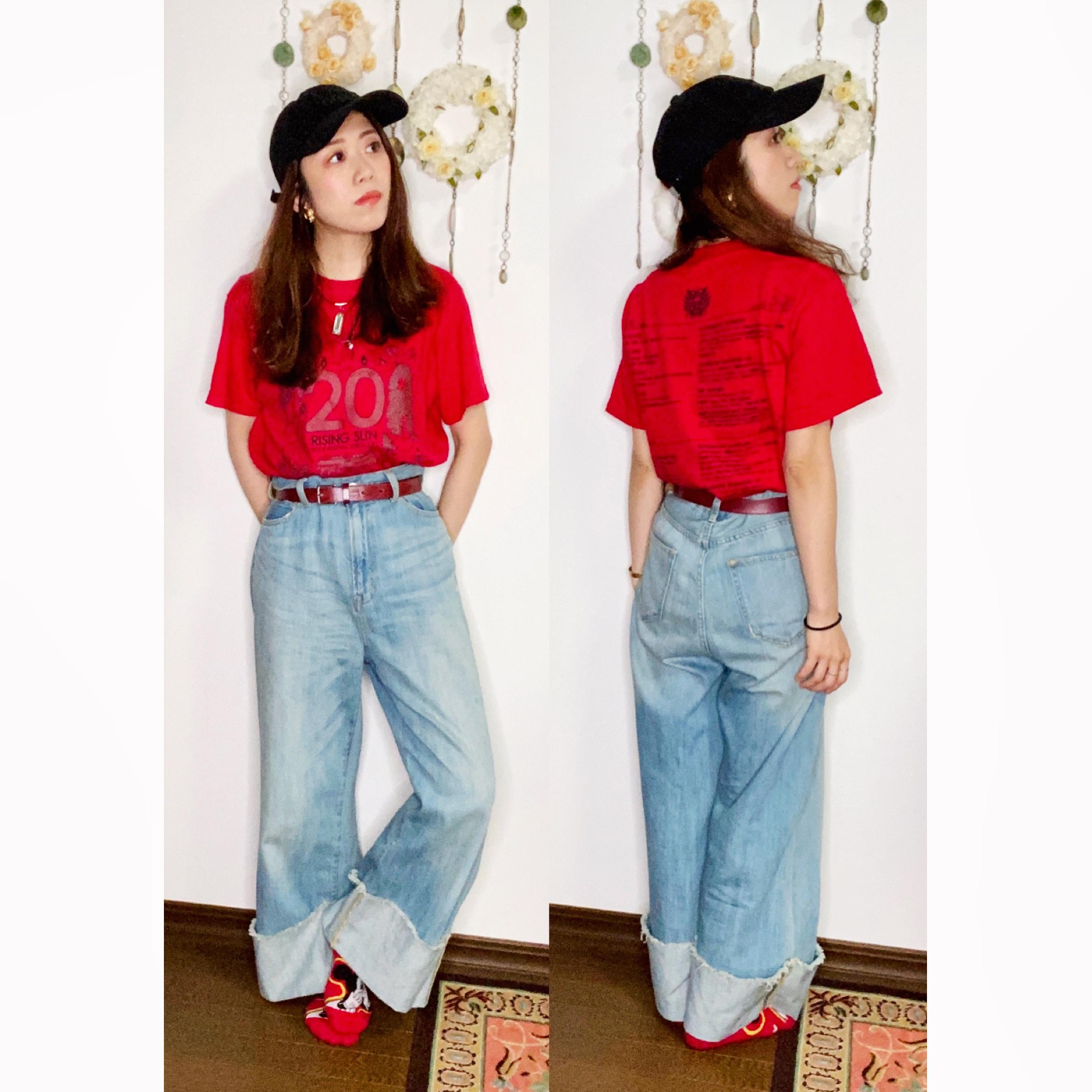 【オンナノコの休日ファッション】2020.8.16【うたうゆきこ】_1