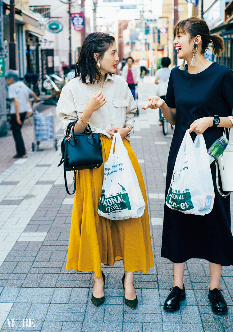 佐藤ありさがお手本! 夏のシャツコーデ Photo Gallery_1_9