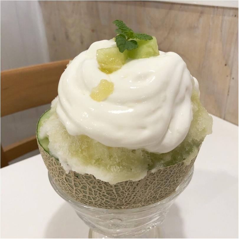 夏に食べたい!手作りシロップでいただく『 コオリヤ ユキボウシ 』のふわふわかき氷 ♡♡_3