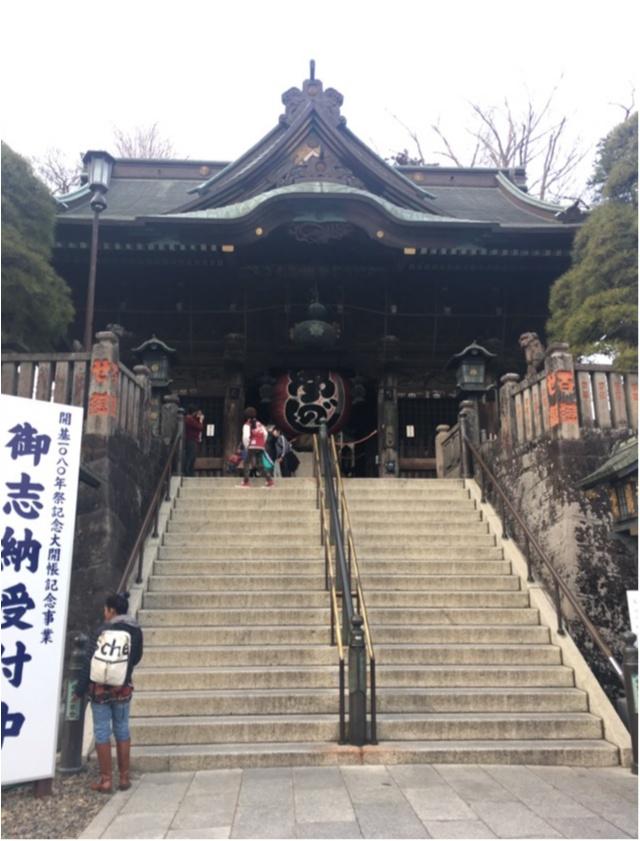 【成田巡り】佐藤姉妹も初詣で訪れた成田山新勝寺にいってきました!_2