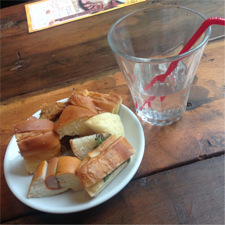 【新宿】え、新宿にこんな素敵なレストランあるの知ってた!?絶対リピートしたいお店発見\(^o^)/パン、パクチー食べ放題もやってるよ〜_10