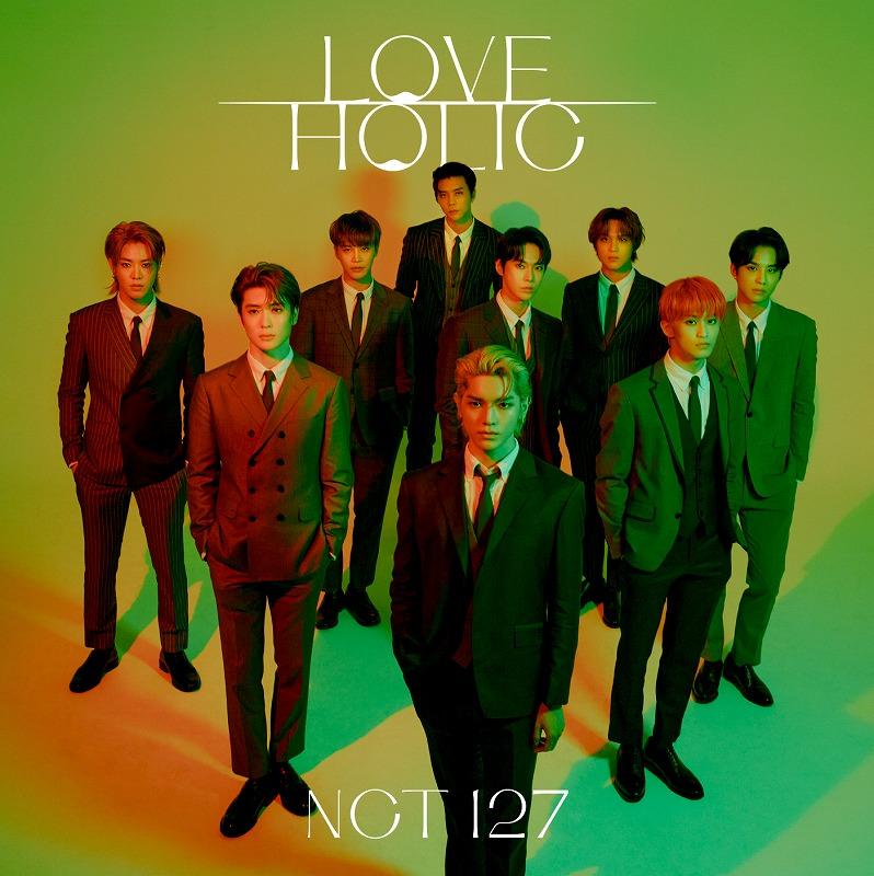 NCT 127の「First Love」のメインビジュアル