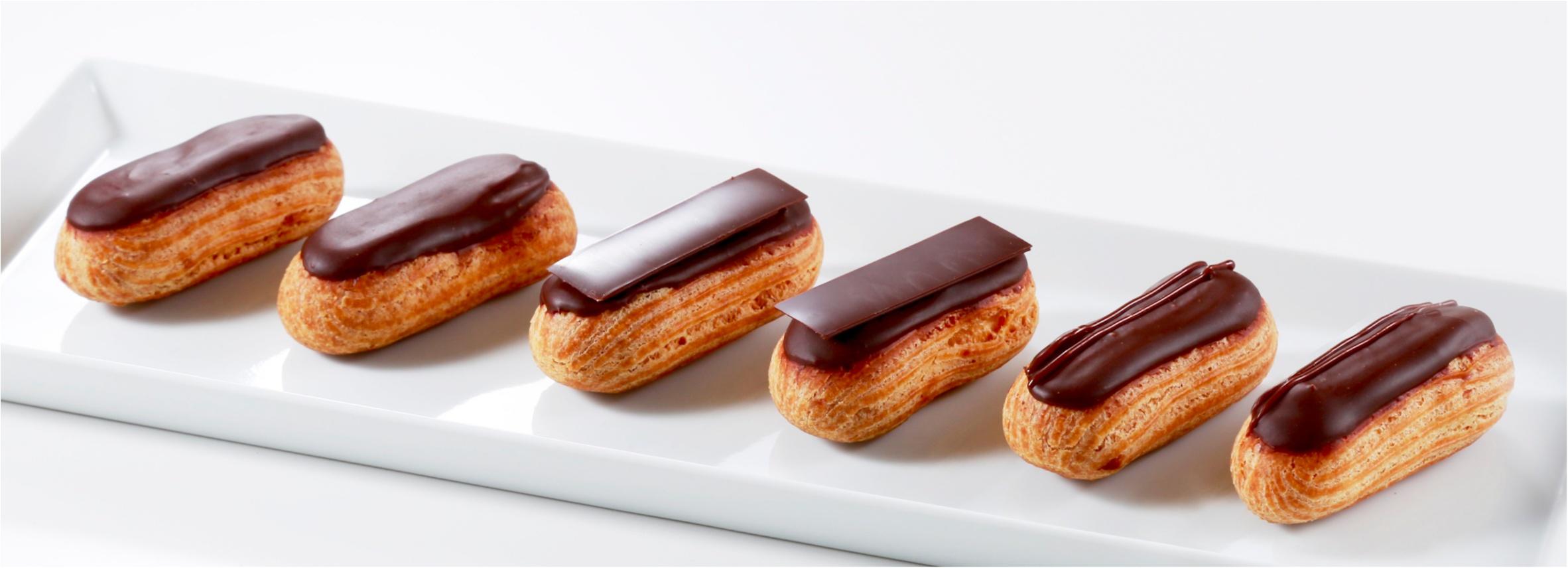 チョコレートは産地で全然違う! 期間限定『ジャン=ポール・エヴァン』のエクレールを食べ比べ♬_1