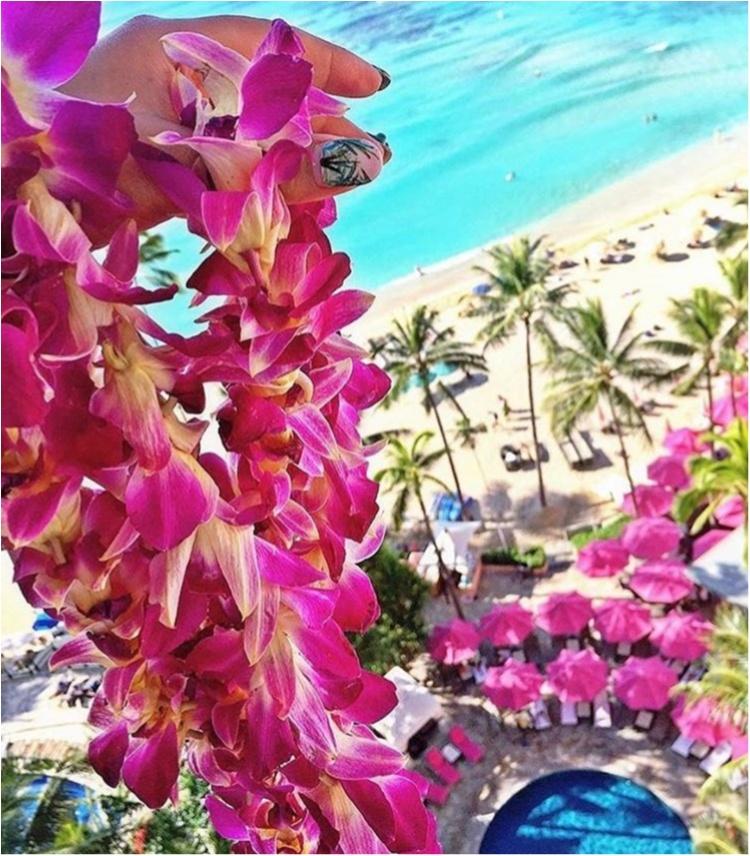 【TRIP】憧れのピンクパレス♡ロイヤルハワイアンのプールがフォトジェニックすぎる♡_9