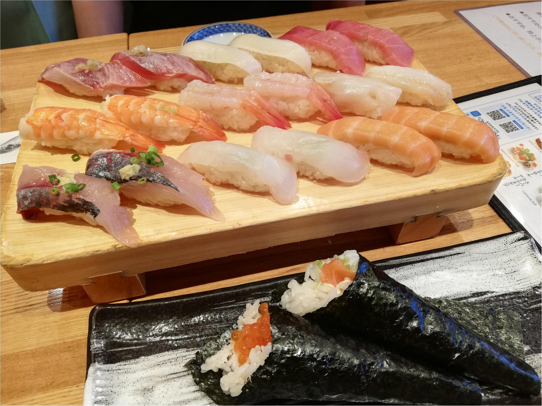 【築地玉寿司】食べ放題で高級寿司をたのしむ!時間無制限!_4