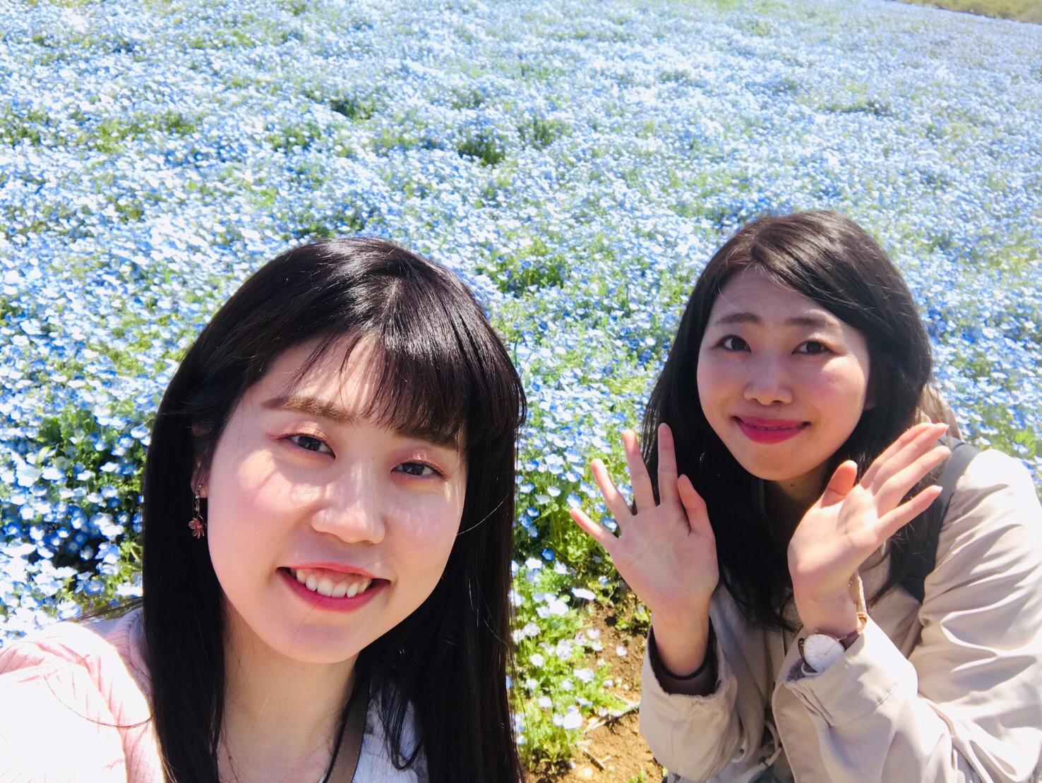 【GW】東京からも近い!!ひたち海浜公園ネモフィラのバスツアーに行ってきました♡_8