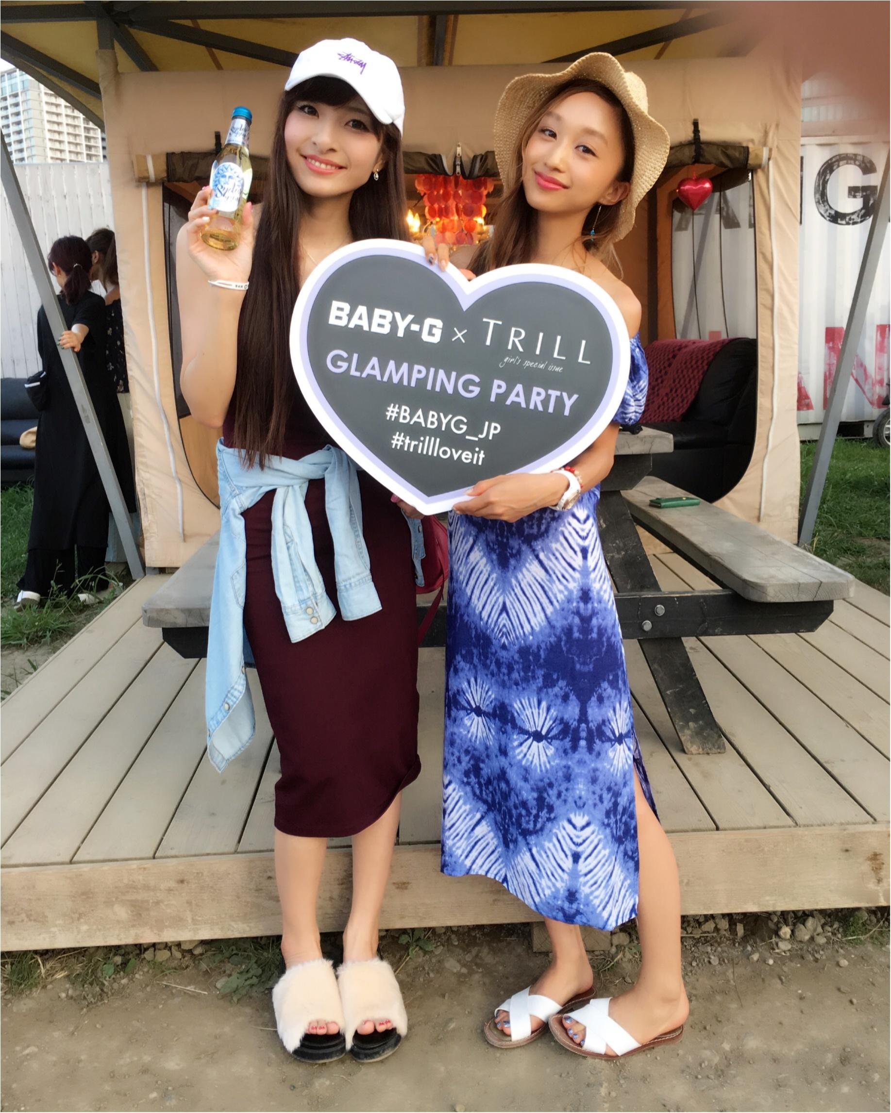 ♡ビーチファッションに合う【新作BABY-G腕時計】オシャレ可愛いitem♡モアハピ◡̈のぞみ♡_1