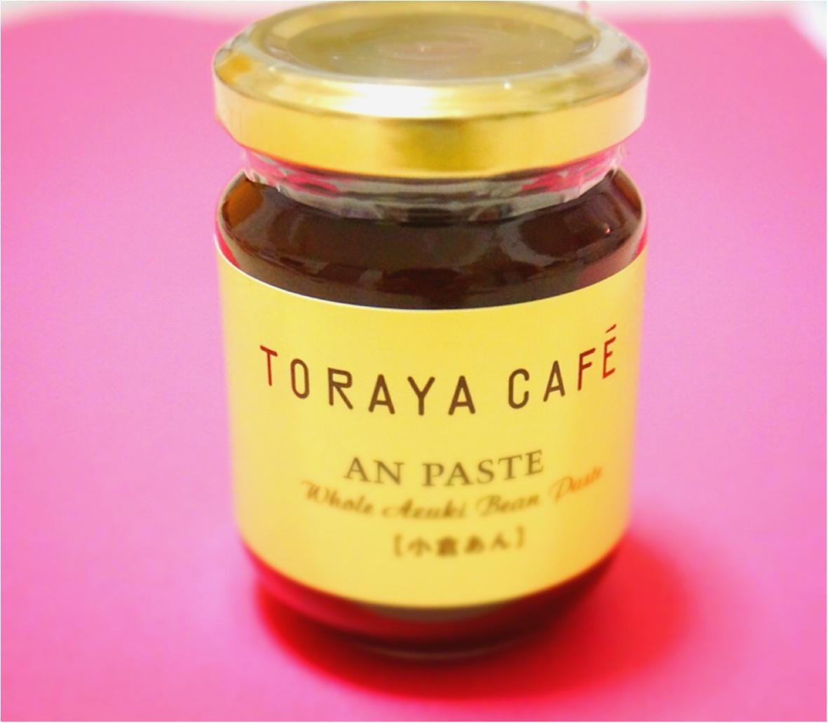 年末年始の手土産にも❤️️【TORAYA CAFE】でしか買えない《新感覚ジャム》がおいしすぎるっ_4