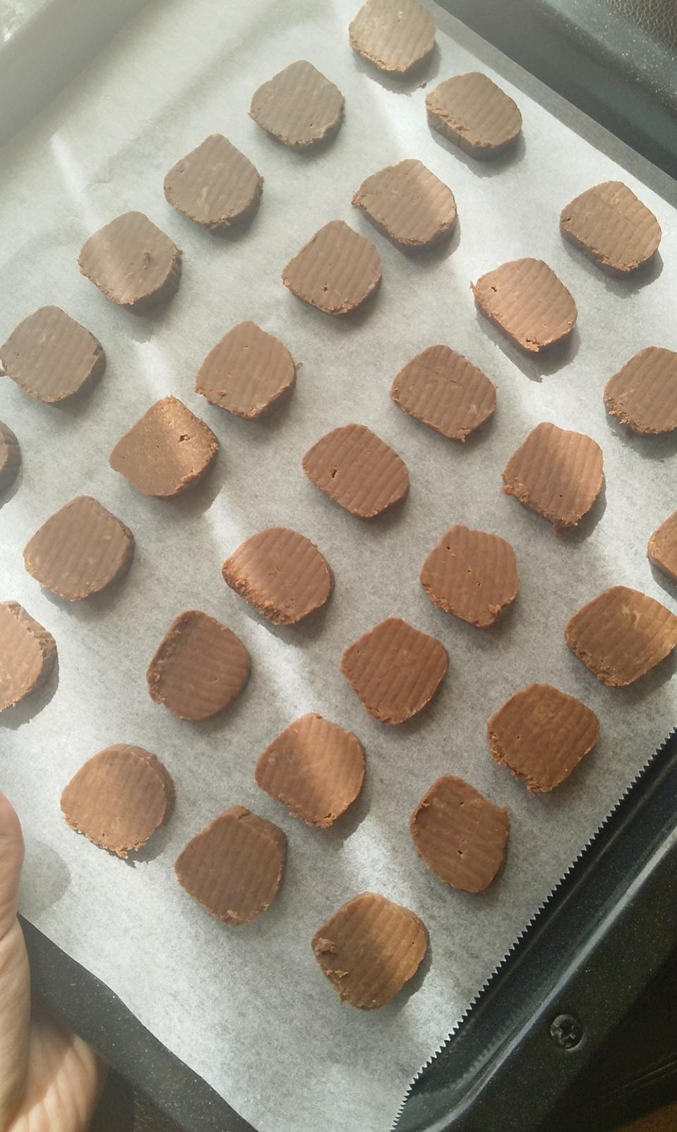 レシピあり【材料3つで!?】ホロホロの生チョコクッキーが自宅で簡単にできちゃうなんて!_8