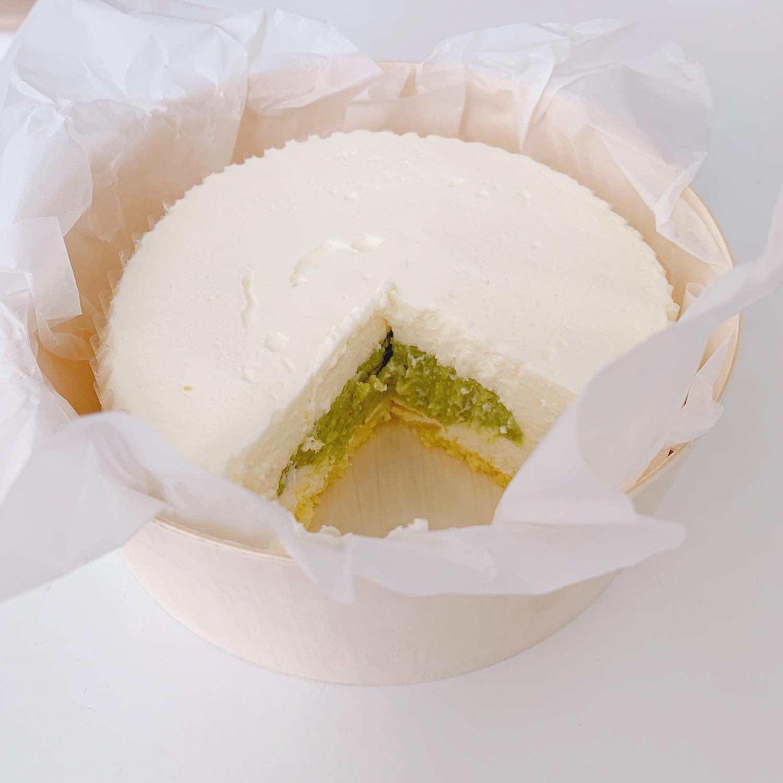 #仙台【取寄せスウィーツ】 ずんだチーズケーキ!?ヘルシー枝豆×チーズが意外にマッチ♡_3