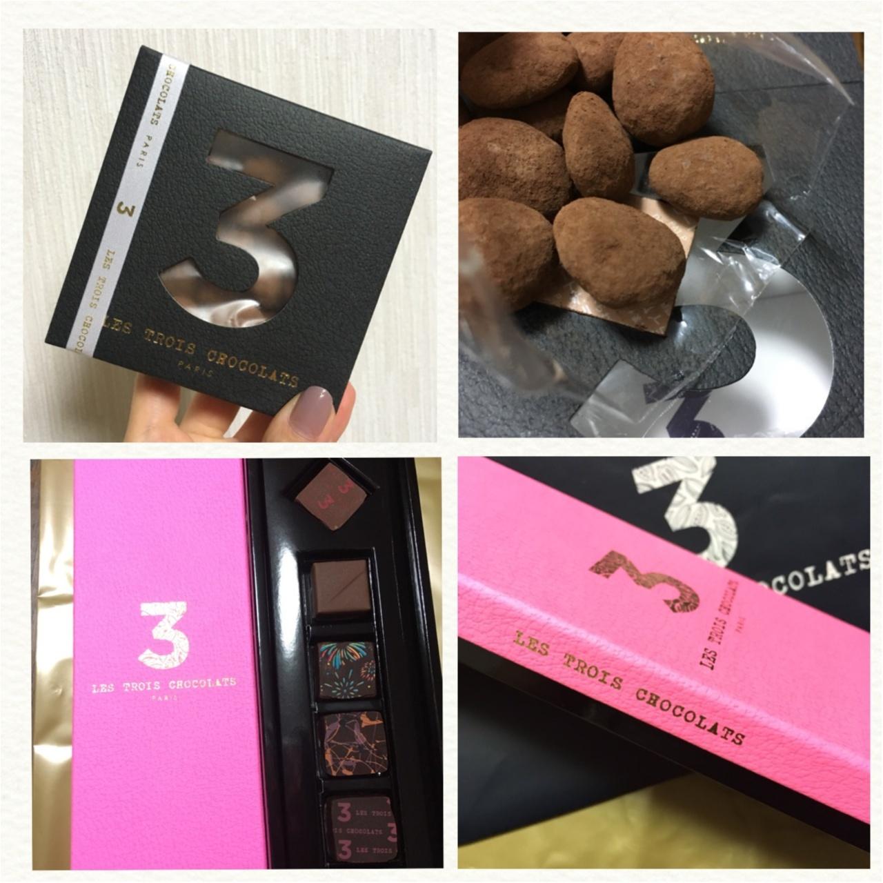 パリから逆輸入!オシャレでキュートな絶品ショコラが食べられるのは日本でココだけ!♡_3
