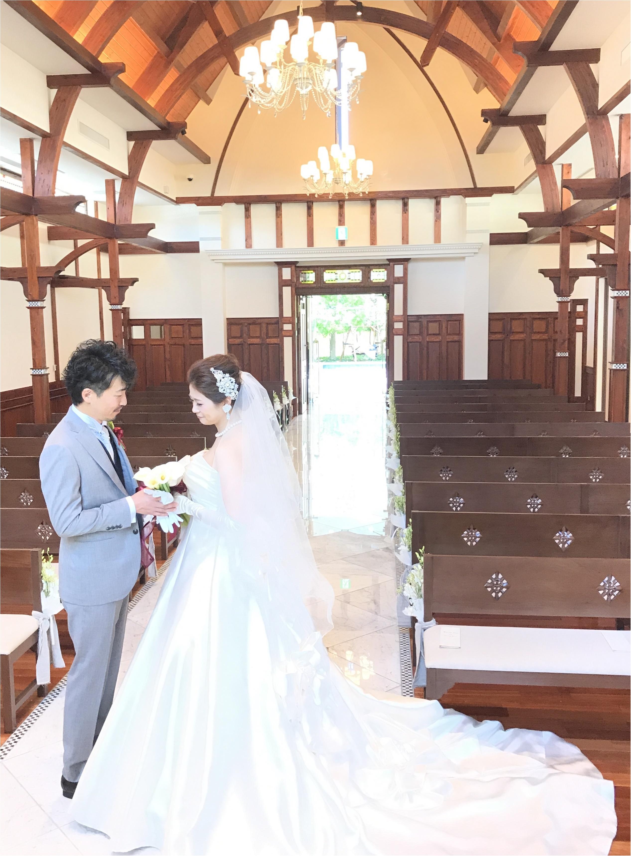 【ウェディング】結婚式のオフショット!式の裏側ではバタバタ〜!_1