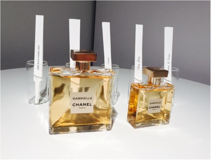 ♡シャネル新作フレグランスのイベントへ行ってきました!新作の香りの秘密は4種類の白い花なんです♡_10