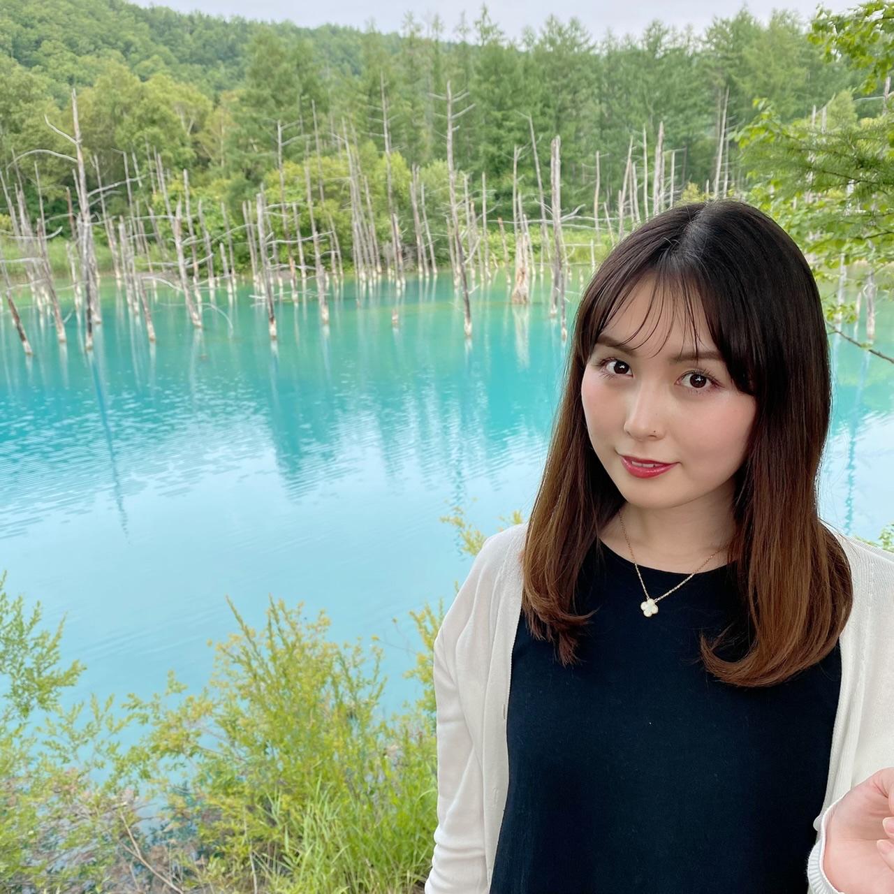 【北海道観光】美瑛町の青い池に行って来ました♪_4
