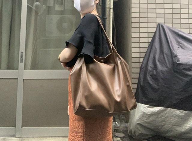 お客様のほしいが詰まった【GU BAG LAB】の高見えレザーバッグが使える♡_5