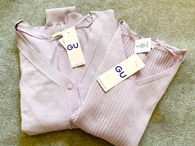 【GUの春服がおすすめ】5点買ってもトータル1万円以下!買ったもの紹介_2