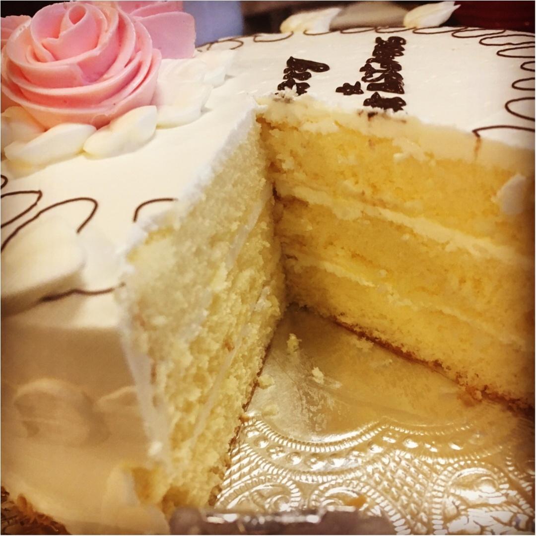 有休の使い方のご提案。一足早いクリスマスパーティーを★ケーキは成城アルプスの名物、バターケーキ!_7