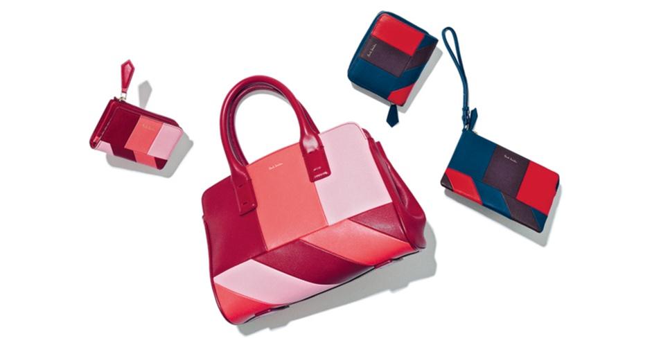 自由でポジティブな色使いにもう夢中!「ポール・スミス」のバッグと駆け抜けて、春♪_6