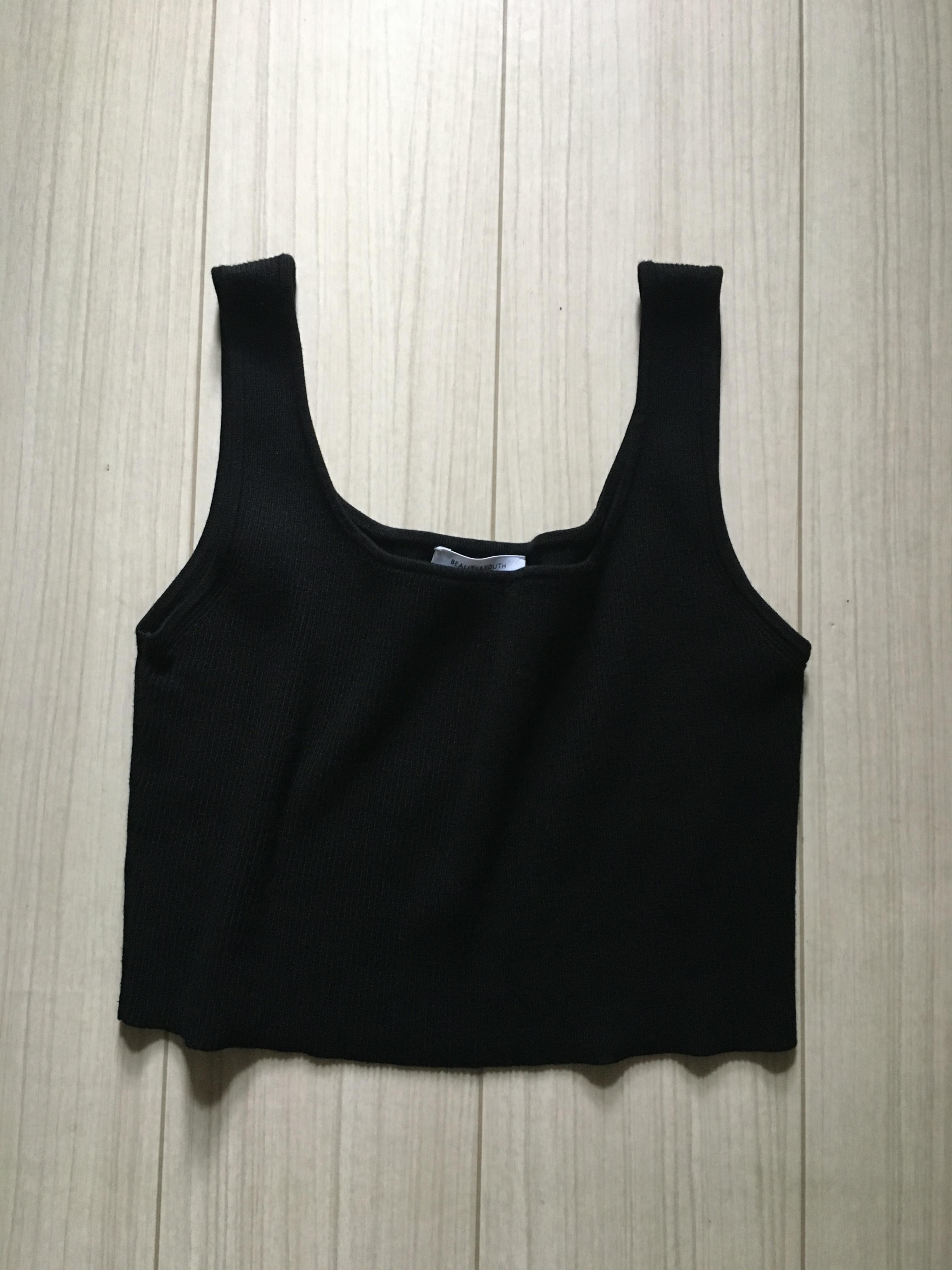 """きれい色がトレンドだからこそ欲しい。使える""""黒""""の服。_3"""