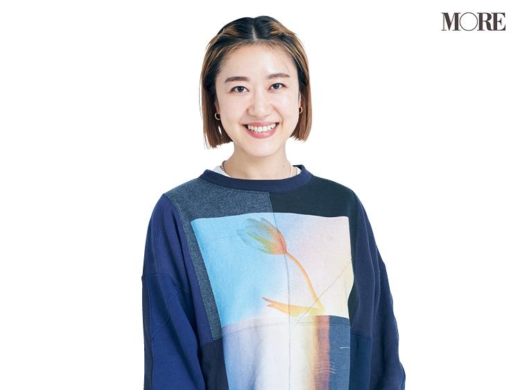 ヘア&メイクアップアーティスト 中山友恵さん