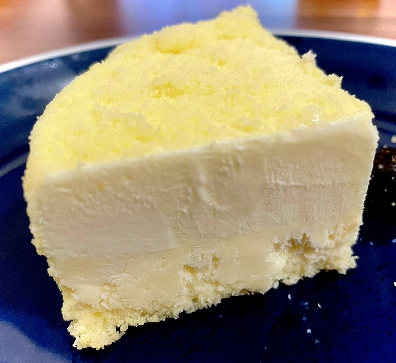 驚くほど滑らかさ。ふわっと溶ける2層チーズケーキ_3
