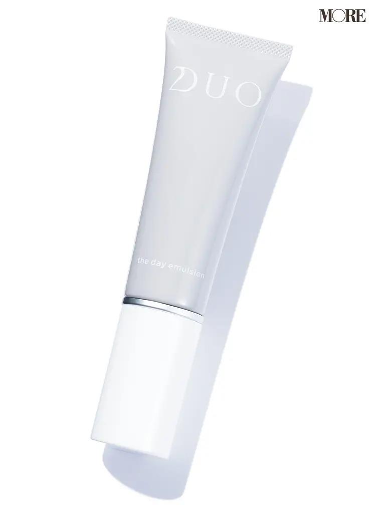 美容成分が豊富なおすすめの乳液 デュオ ザ デイエマルジョン