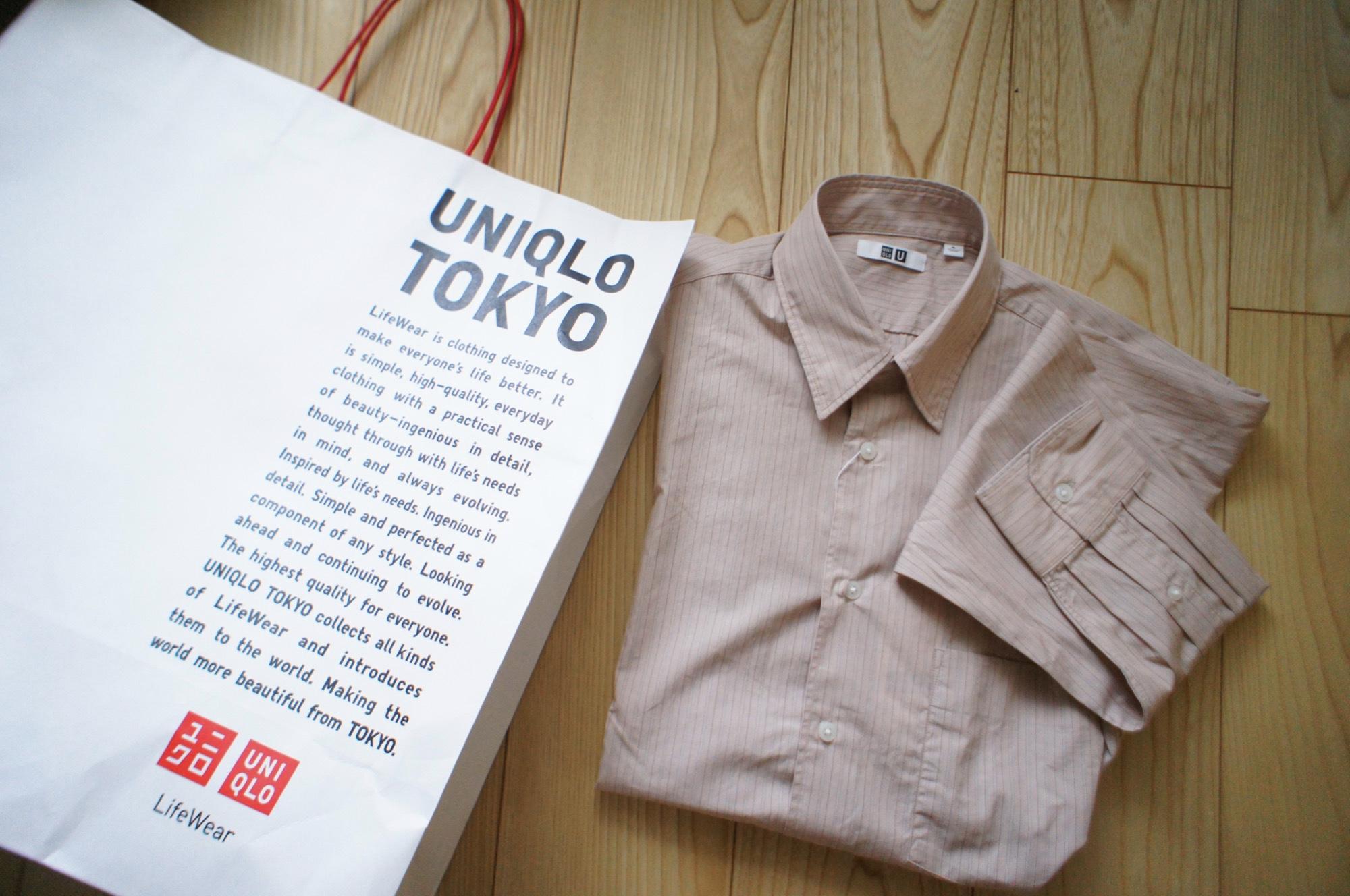 《オンライン•店舗で即完売》【Uniqlo U(ユニクロユー)】の大人気!メンズアイテム❤️_4