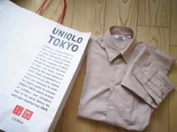 《オンライン•店舗で即完売》【Uniqlo U(ユニクロユー)】の大人気!メンズアイテム❤️