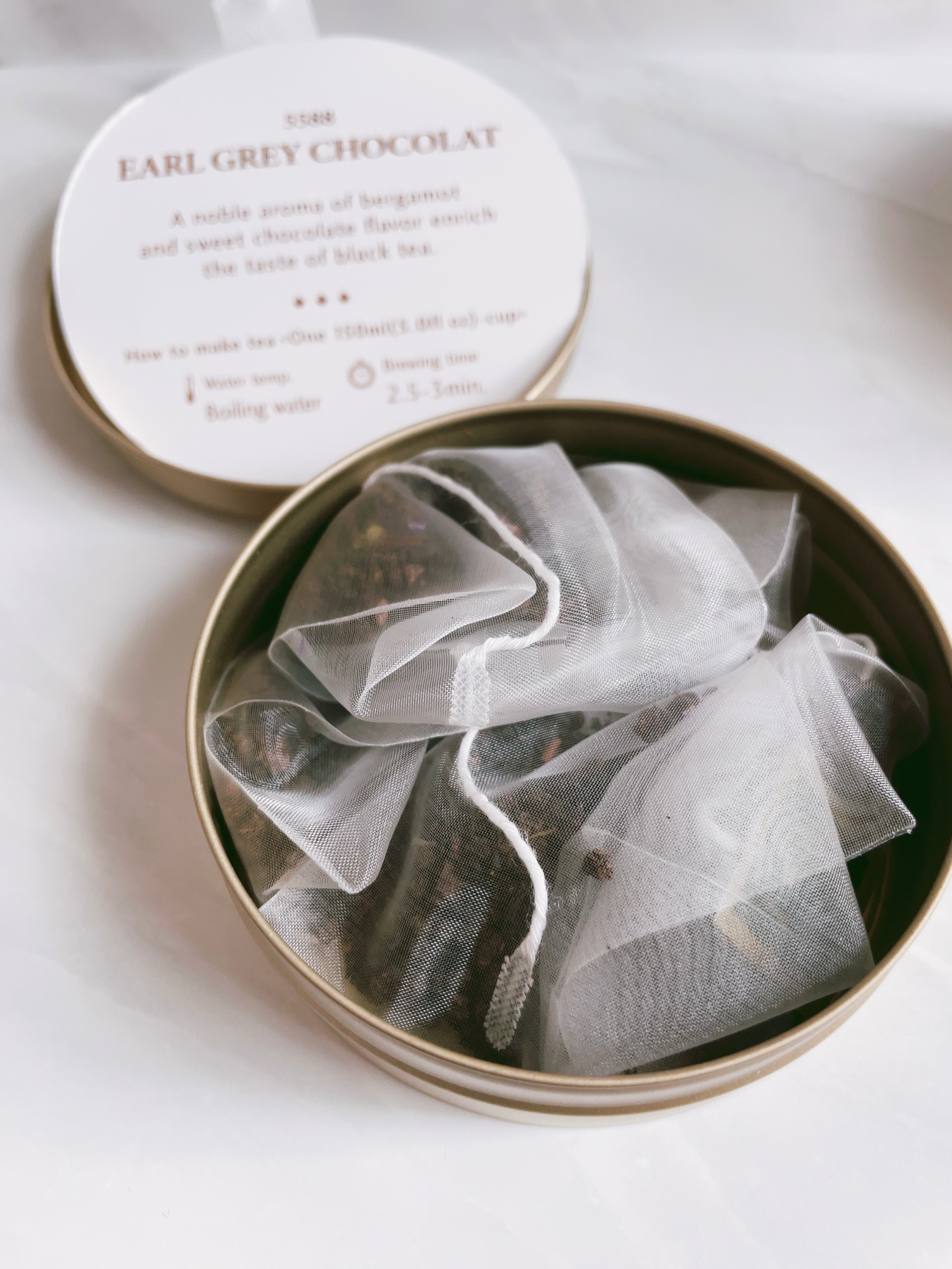 【限定缶がかわいい!】《ショコラの香りに癒される紅茶》がおうち時間にもギフトにもおすすめ♡_5