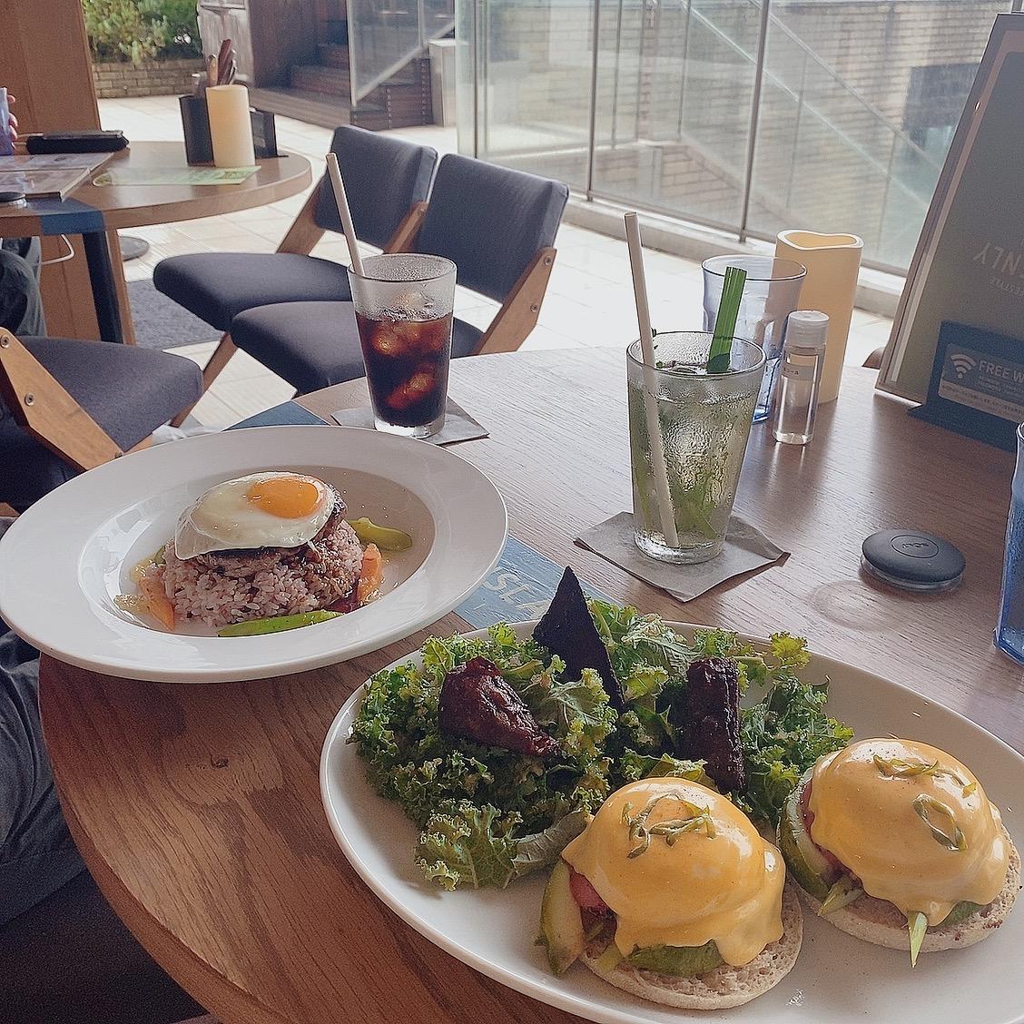 【代官山でモーニング】ハワイ風おしゃれカフェを紹介♡_3