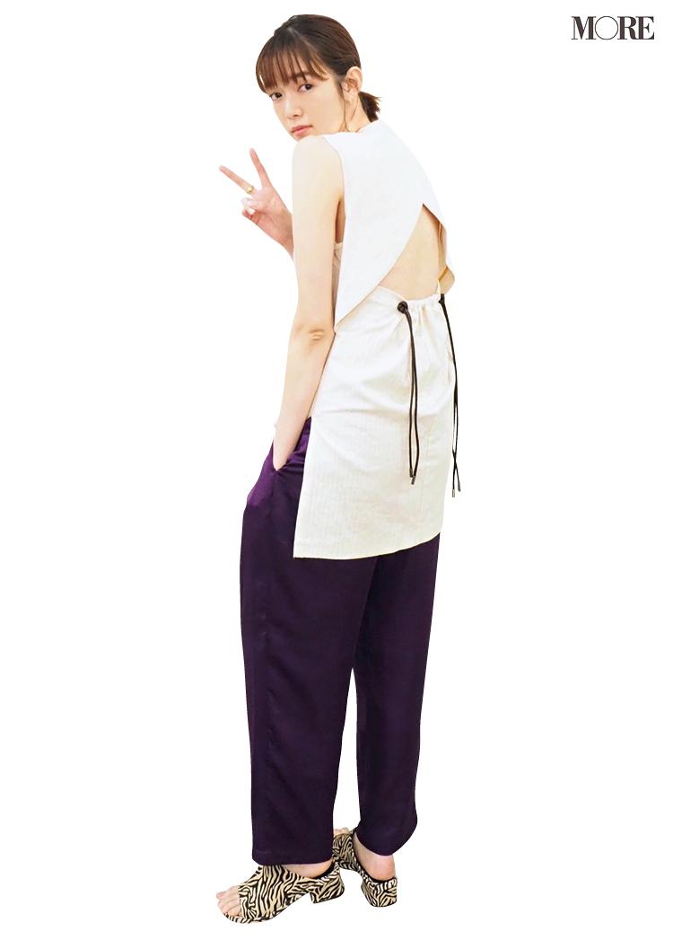 【佐藤栞里・本田翼・逢沢りな】モアモデルは普段何着てる? リアルお気に入りTシャツ&私服大公開!PhotoGallery_1_2