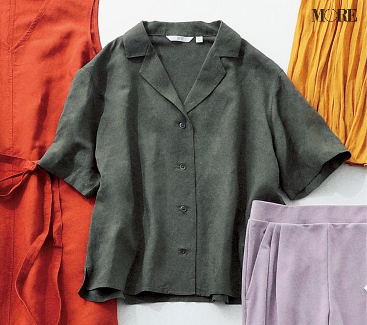 """『ユニクロ』の新作で""""体がきれいに見える服""""だけ厳選! 全身コーデもOKな7着はこちらです♡ photoGallery_1_2"""