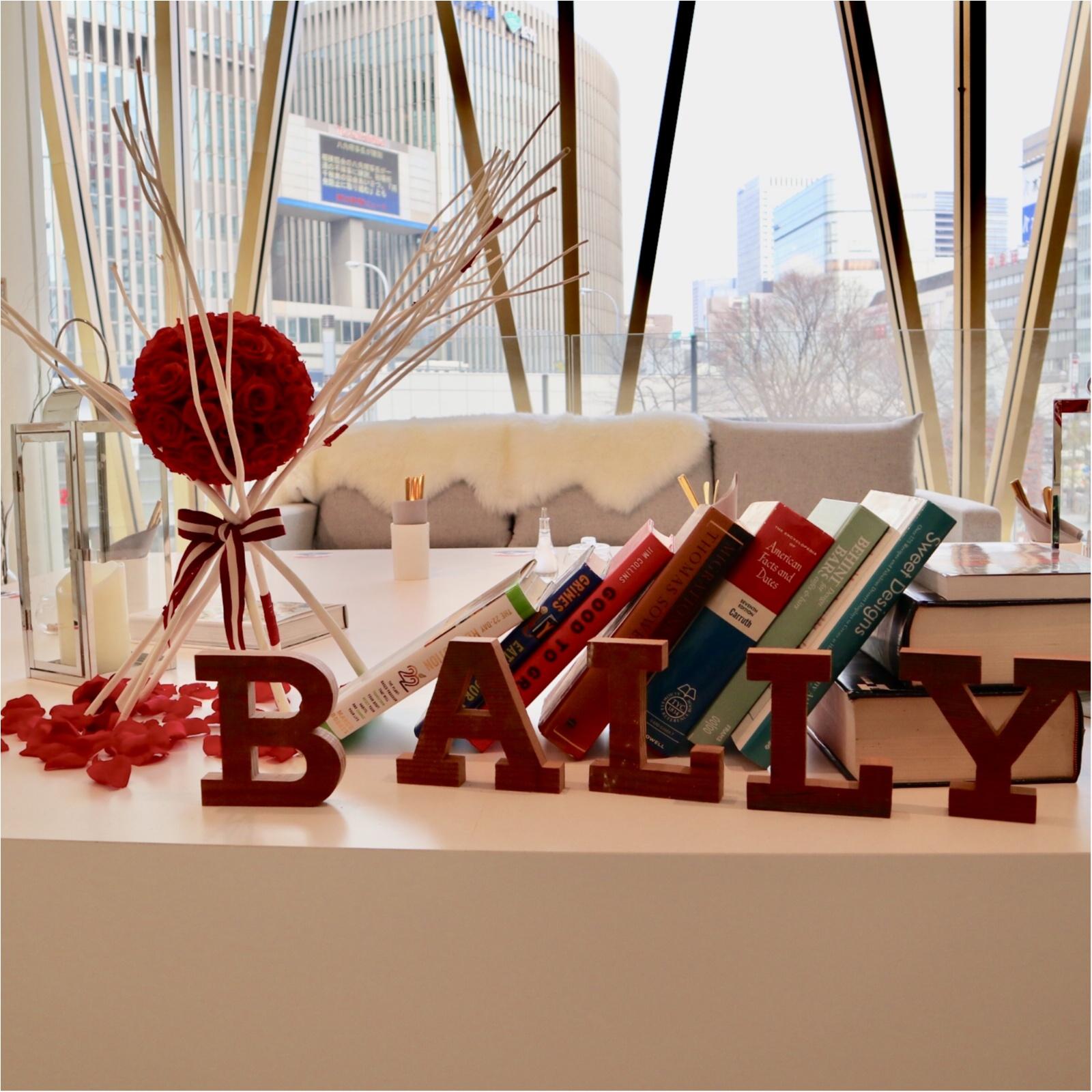 スイス風の店内が可愛いっ♡冬季限定【BALLY CAFE】に行ってきました!_3_2