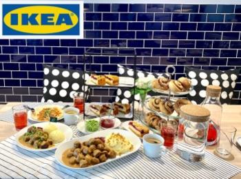『IKEA 渋谷』のスウェーデンレストランがオープン! おすすめは限定サーモン料理