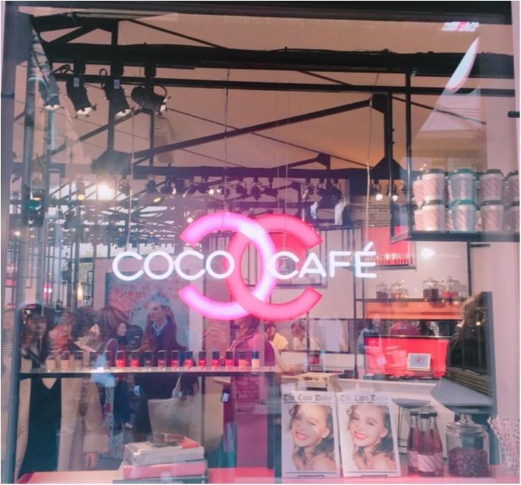 《CHANELの世界観満載♡行かなきゃ損っ!》COCO CAFEが2週間限定でオープン♡17日発売のルージュココグロスが買えるのはいま、ここだけ♡_3