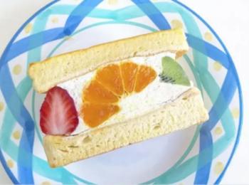 千葉県の人気カフェ『カフェクルゼ』のパンケーキデサンドがおいしすぎる