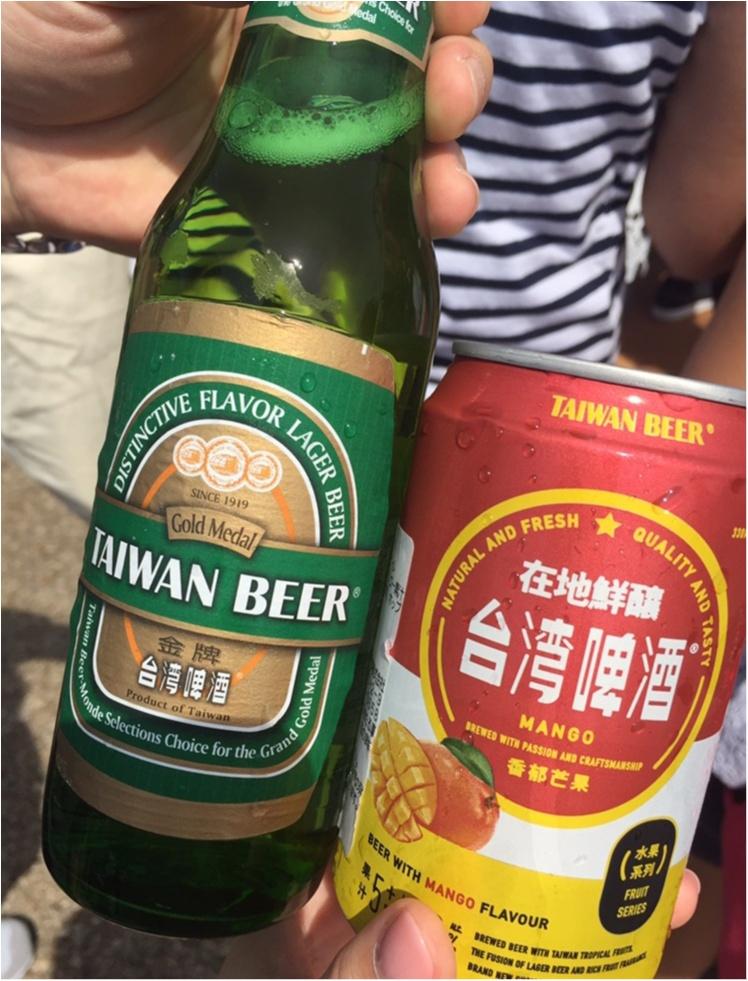 ♡話題の電球ソーダもあります!!上野で開催中の台湾フェスティバルへ行ってきました♡_4
