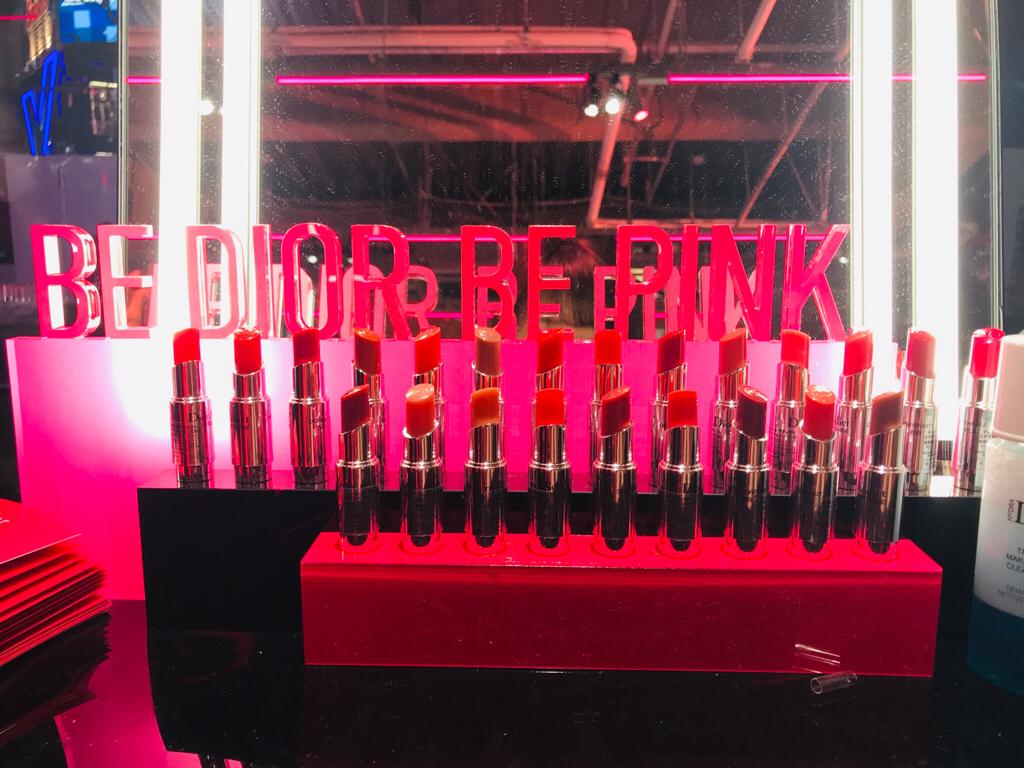 【Dior】まるでニューヨーク!会場はなんと「hotel koé」新リップ発売記念イベントへ♡_7
