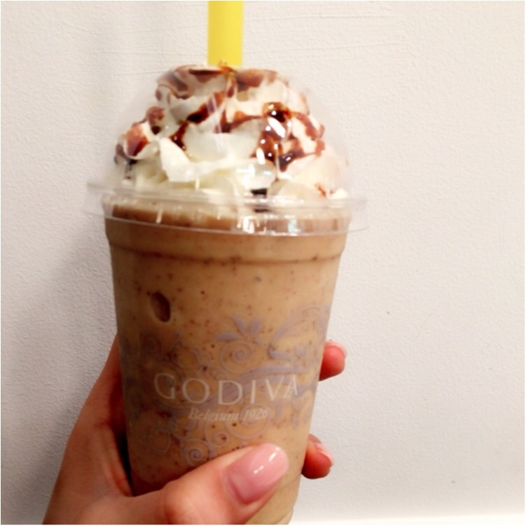 【期間限定!】GODIVAの冬に飲みたい♡クレームブリュレのショコリキサー!_2