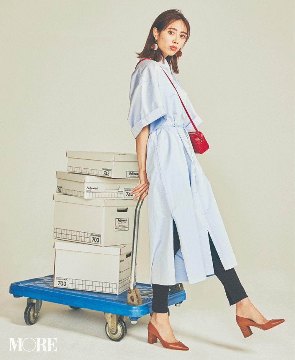 ユニクロコーデ特集 - プチプラで着回せる、20代のオフィスカジュアルにおすすめのファッションまとめ_4