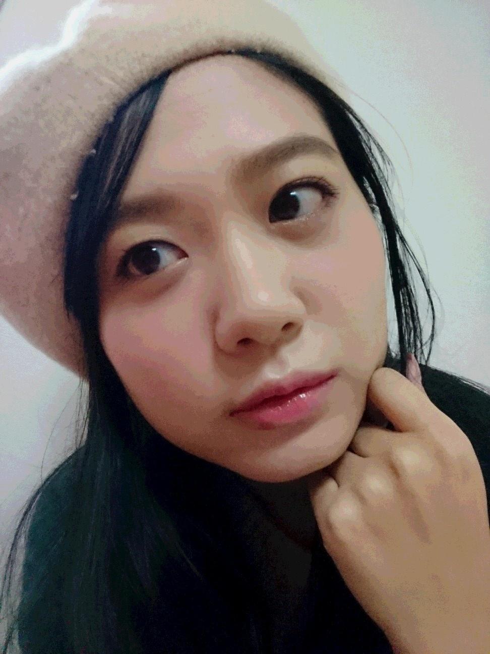 可愛さ&透明度UP☆ ラベンダーカラーチークを使って秋メイク【京都・紅葉編】_1